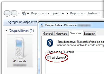 Desactivar wireless iap