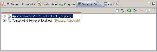 Eclipse Servers
